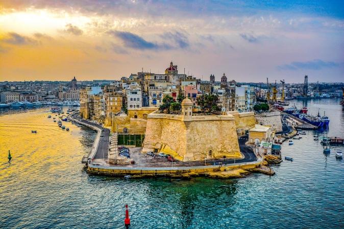 Malta inverno 2021/22 incluso Natale e Capodanno  Partenze Garantite Malta